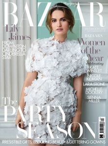 Lily-James-Harpers-Bazaar-UK-Magazine-December-2015-Fashion-Tom-Lorenzo-Site-1