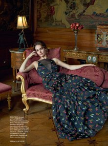 Lily-James-Harpers-Bazaar-UK-Magazine-December-2015-Fashion-Tom-Lorenzo-Site-4