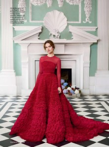 Lily-James-Harpers-Bazaar-UK-Magazine-December-2015-Fashion-Tom-Lorenzo-Site-5